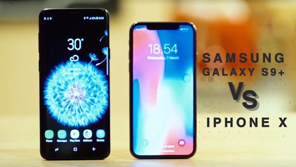 Adu Kamera Galaxy S9+ Vs iPhone X, Siapa Jawaranya?