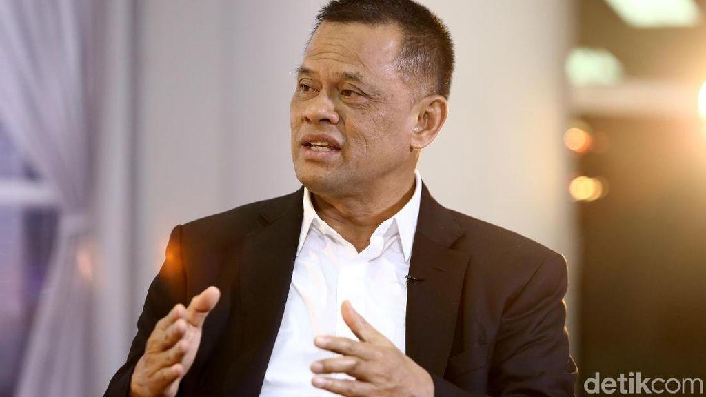 Bicara Indonesia 2030, Gatot Merayu Prabowo?