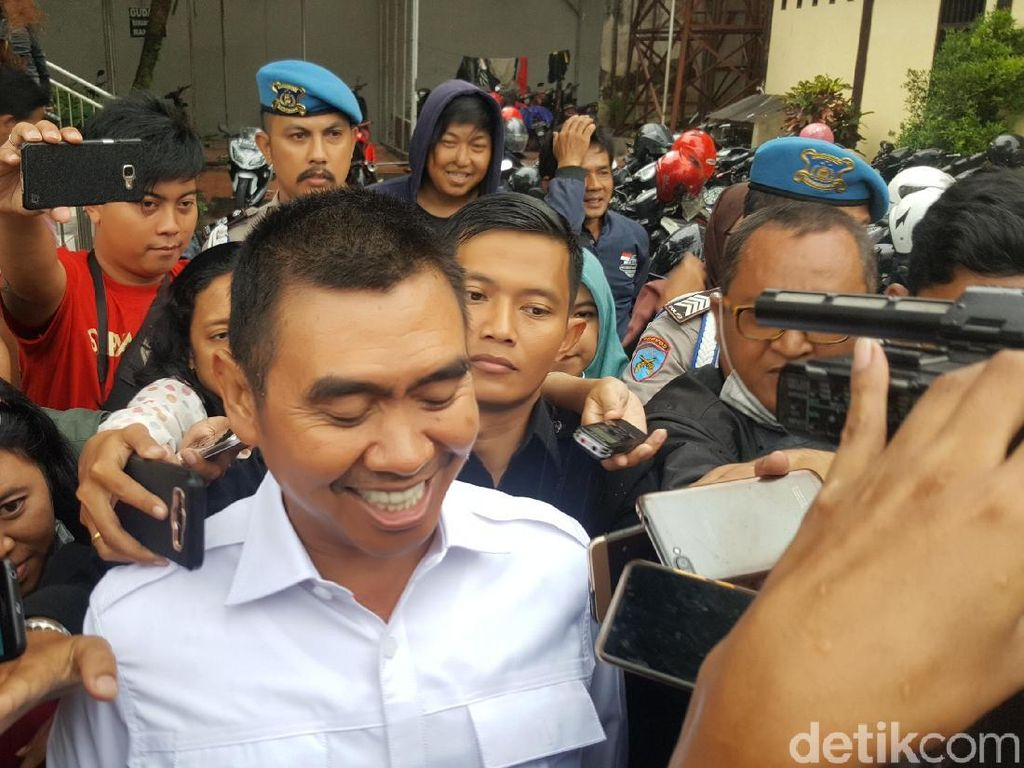 Diperiksa KPK Soal Korupsi Massal, Anton: Kita Ikuti Saja