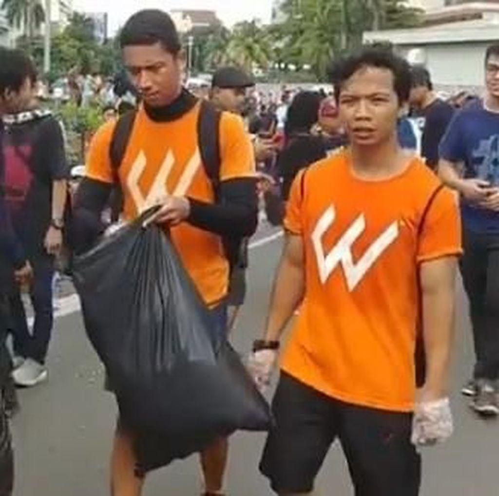 Sebelum Plogging Viral, Komunitas Ini Sudah Olahraga Sambil Pungut Sampah