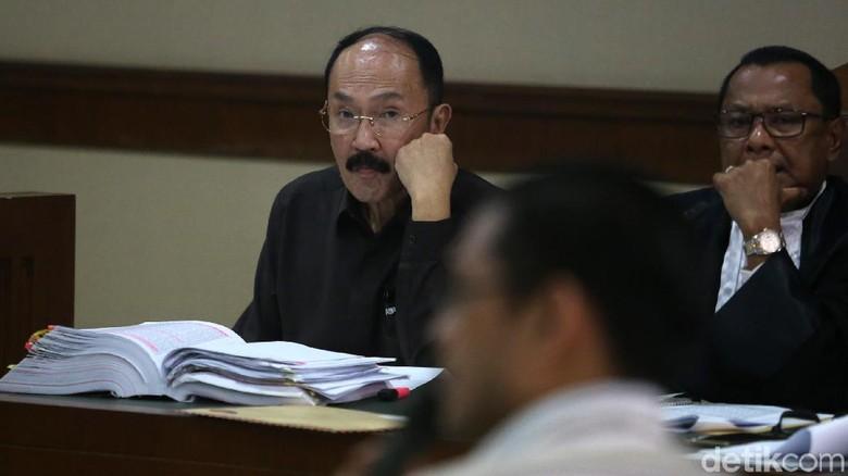 Fredrich Minta ke Hakim Dipindahkan dari Rutan KPK