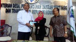 Mendes PDTT: Pakai Online, Lapor SPT Pajak Gampang Banget