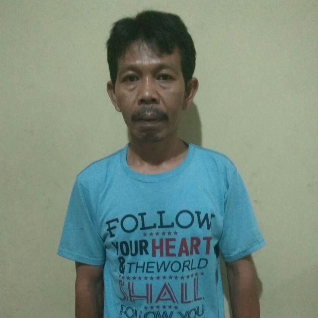 Ngaku Bisa Gandakan Uang Pakai Jenglot, Yono Ditangkap Polisi