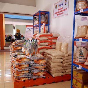 Pasar Rakyat Kita, Upaya Stabilisasi Harga di Kalteng