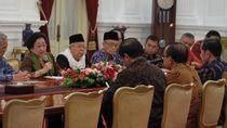 Dipimpin Megawati, BPIP Laporkan soal Amendemen UUD 45 ke Jokowi