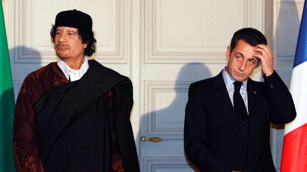 Merasa Difitnah, Eks Presiden Prancis: Bagai Hidup di Neraka
