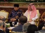 Jokowi Terima Kunjungan Pangeran Saudi dan Penghafal Alquran