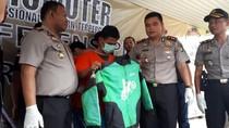Nyambi jadi Kurir Sabu, Driver Ojek Online Ditangkap di Tangerang
