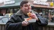 Pria Ini Makan Fried Chicken McD Tiap Hari Selama Hampir 25 Tahun