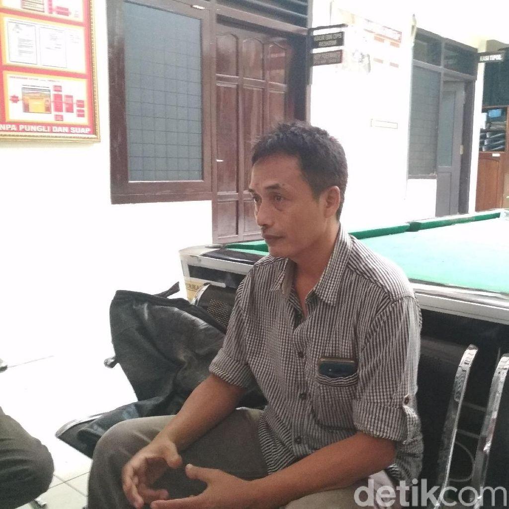 Ungkapan Syukur Mujiono di Kasus Bayar Utang Pakai Uang Mainan