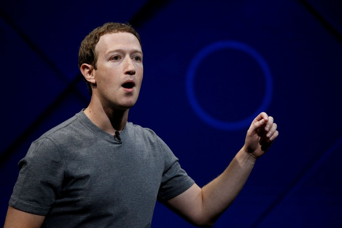 CEO Facebook Mark Zuckerberg. Foto: Reuters