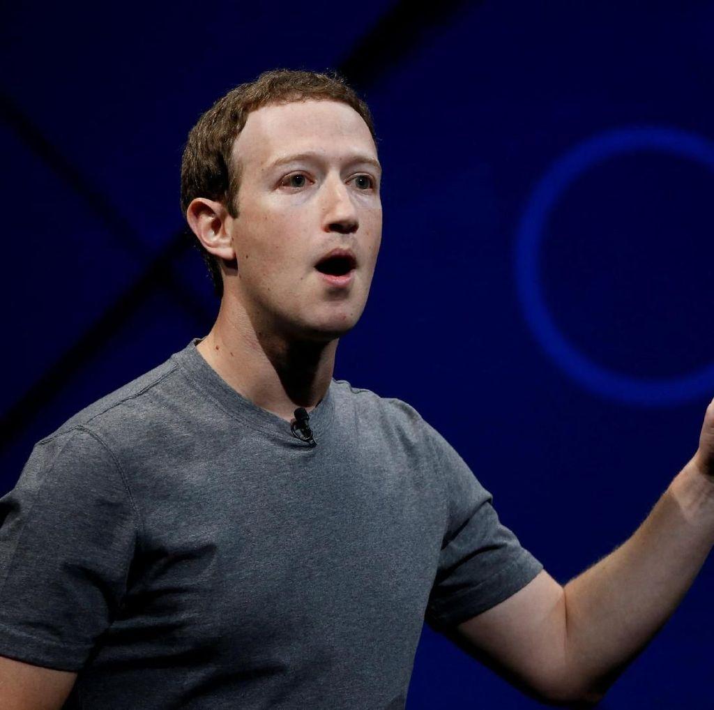 Didesak Lengser, Ini Jawaban Memelas Zuckerberg