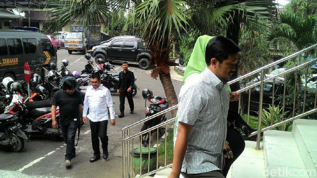 Jadi Tersangka, Anton Kembali Diperiksa KPK di Polres Malang Kota