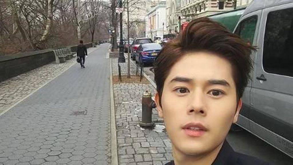 Kim Dong Jun Dikabarkan Pacaran dengan Aktris Go Sung Hee