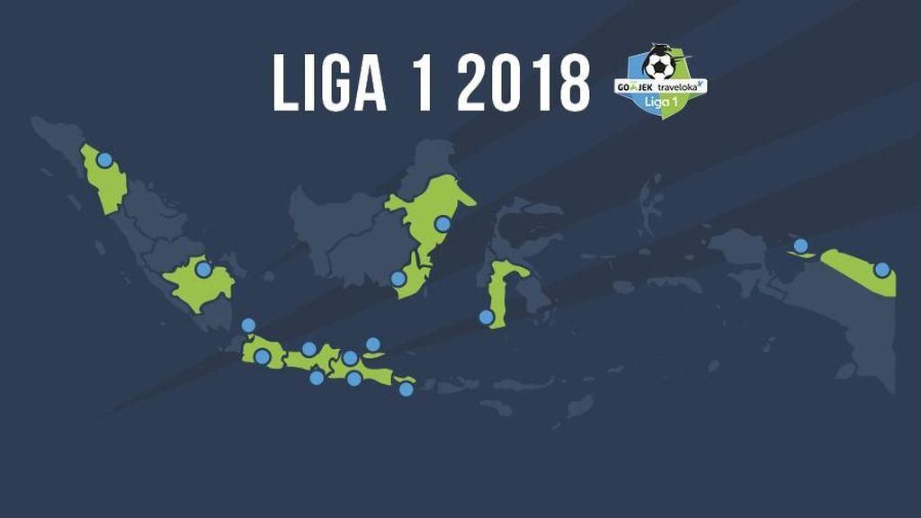Selamat Datang Liga 1 2018!