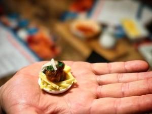 Di Inggris Ada Kursus Bikin Makanan Mikro yang Lucu Menggemaskan