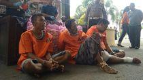 Demi Emas Istri, Alasan Bajing Loncat Rampok Truk di Probolinggo
