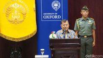 JK Ingatkan Pentingnya Perdamaian dan Perbaikan Sosial di ASEAN