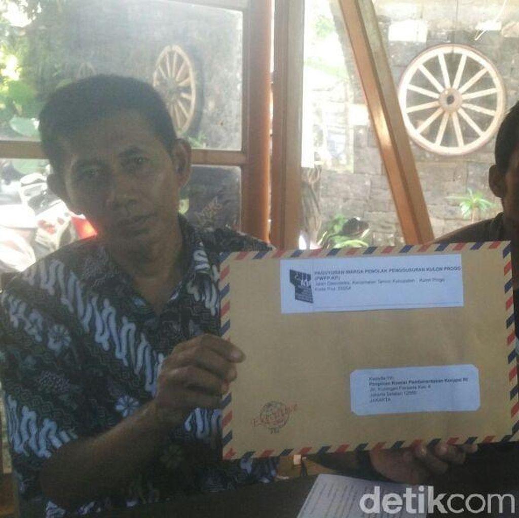 Warga Penolak Bandara Kulon Progo Laporkan Hakim PN Wates ke KY