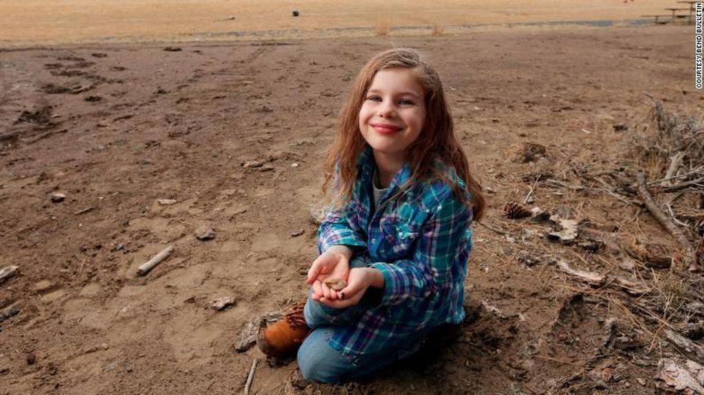 Tak Disangka, Bocah Ini Temukan 'Kalung Moana' Berusia 65 Juta Tahun
