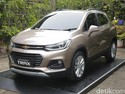 Chevrolet Trax Berkelir Tembaga, Yes or No?
