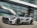 Mercedes-AMG GT R, Safety Car Terbuas Sepanjang Sejarah F1