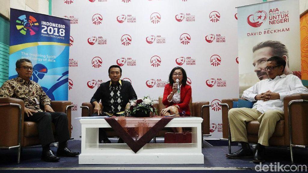 Atlet Pelatnas Asian Games Dapat Asuransi Rp 500 Juta