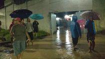 Lapas Jambi Banjir akibat Hujan Deras, 26 Narapidana Diungsikan