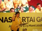 Golkar Sebut Ada Dukungan Agar Airlangga Jadi Cawapres Jokowi