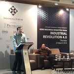 Pemerintah hingga Pengusaha Kumpul Bahas Revolusi Industri 4.0