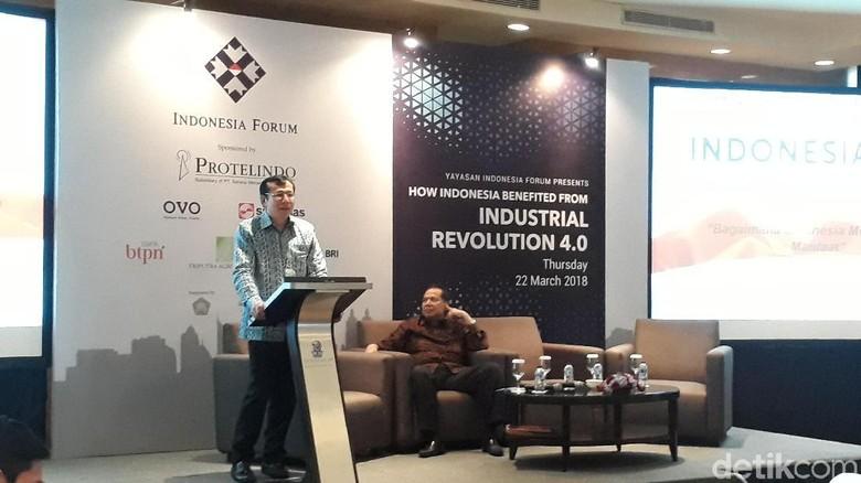 Narasi 2030, Disrupsi Teknologi, dan Making Indonesia 4.0