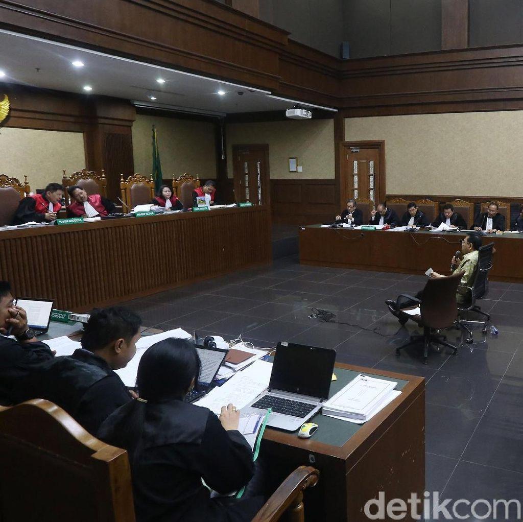 Setya Novanto Bantah Siapkan Rp 20 M untuk Suap KPK