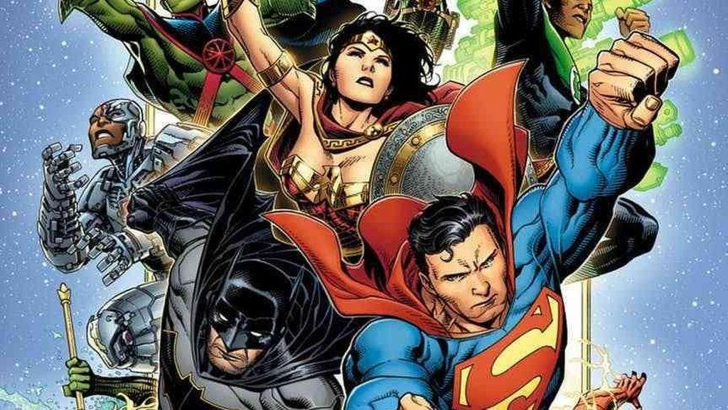 DC Comics Luncurkan Lagi Justice League