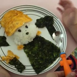 Nak, Semoga Kreasi Lucu Ini Bikin Kamu Lahap Makan