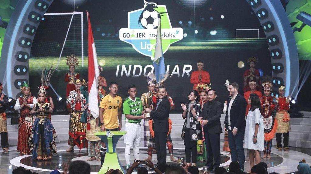 Sehari Jelang Kick-off, Liga 1 Ditinggal Sponsor Utama
