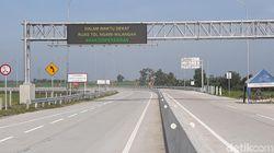 Wajah Terkini Tol Ngawi-Wilangan yang Dinyatakan Laik Operasi