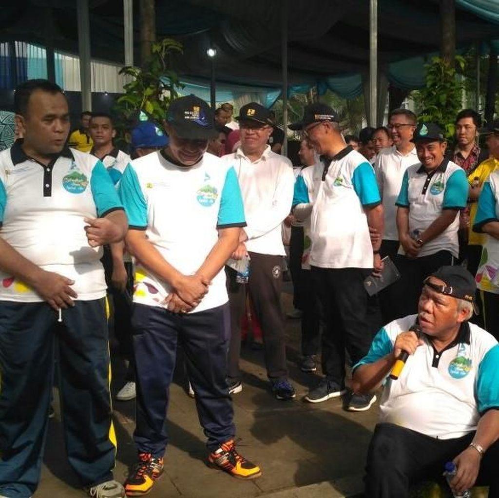 Kementerian PUPR Kampanye Hari Air di CFD