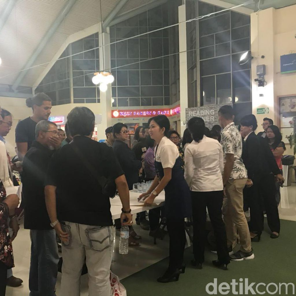 Bandara Sam Ratulangi Mati Listrik, Penerbangan Terganggu