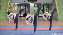 Mei, Batas Akhir Taekwondo Bentuk Tim Inti Asian Games