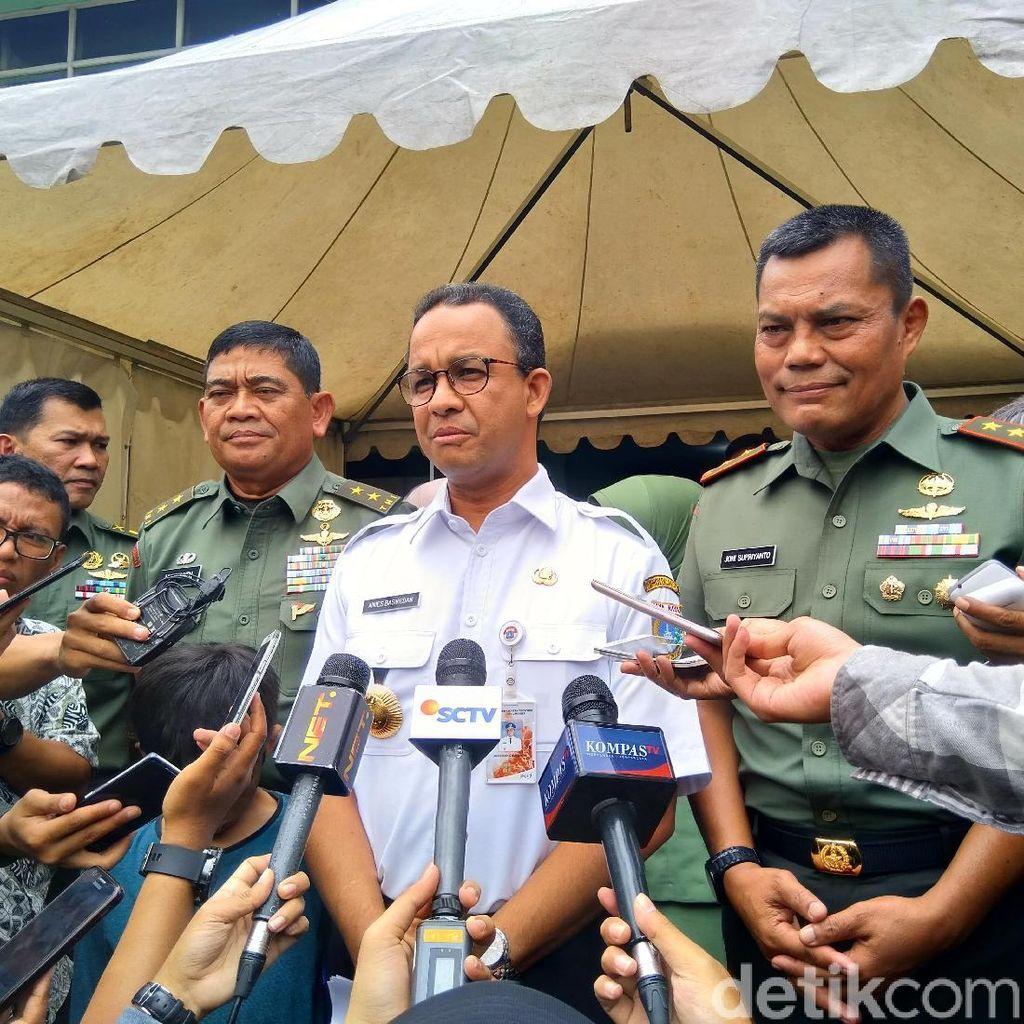 Pangdam Jaya Enggan Komentari Rencana Penutupan Alexis