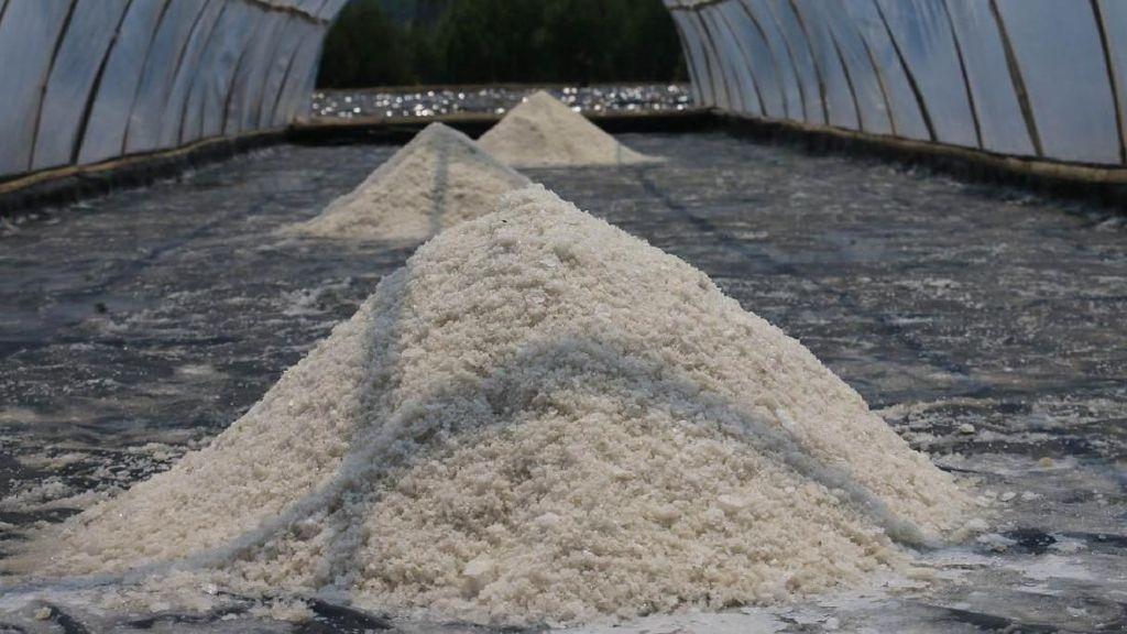 Dua Minggu Lagi Garam Impor Masuk RI