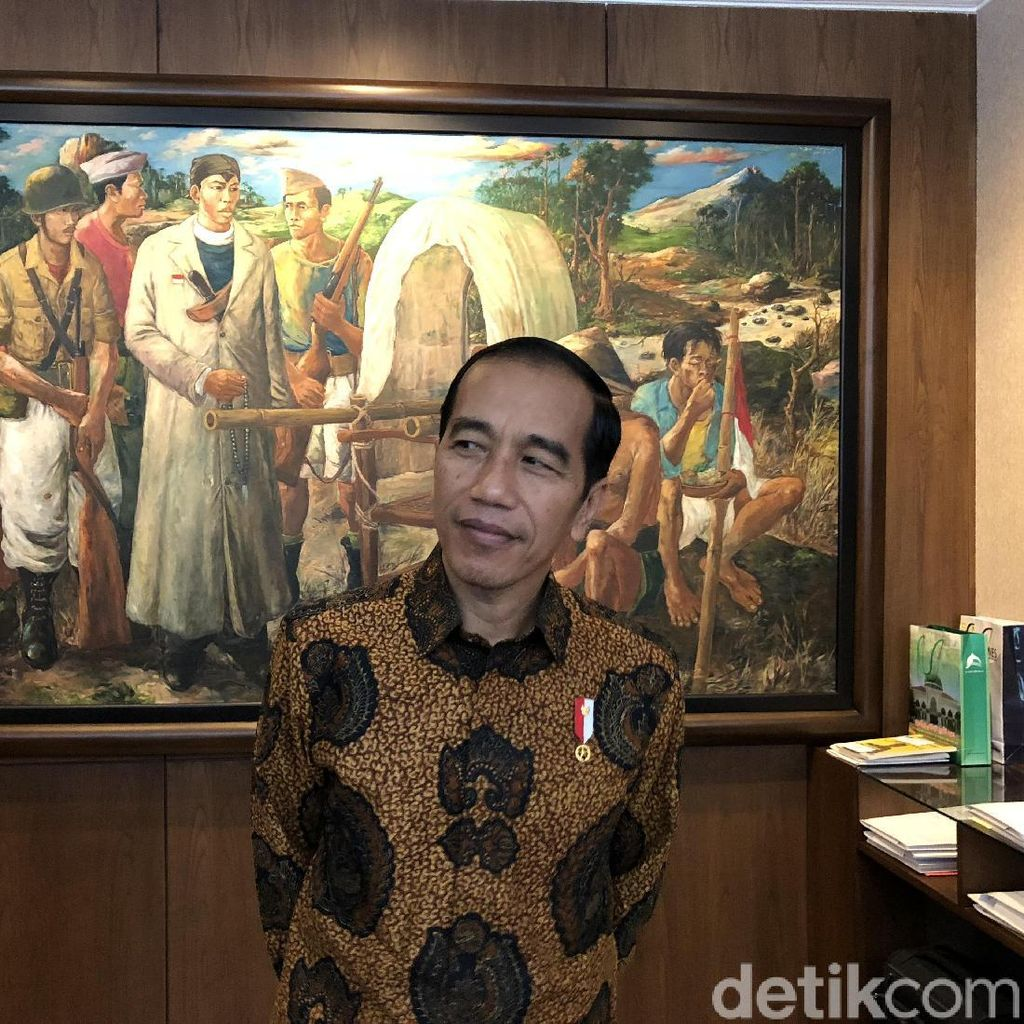 Saat Jokowi Ditolak 2 Kali