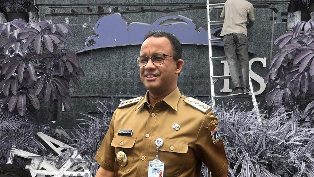 Anies Kejar Pertumbuhan Ekonomi Jakarta 7% di 2022