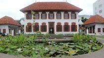 Gedung Arsip Nasional, Lebih dari Sekadar Tempat Resepsi Pernikahan
