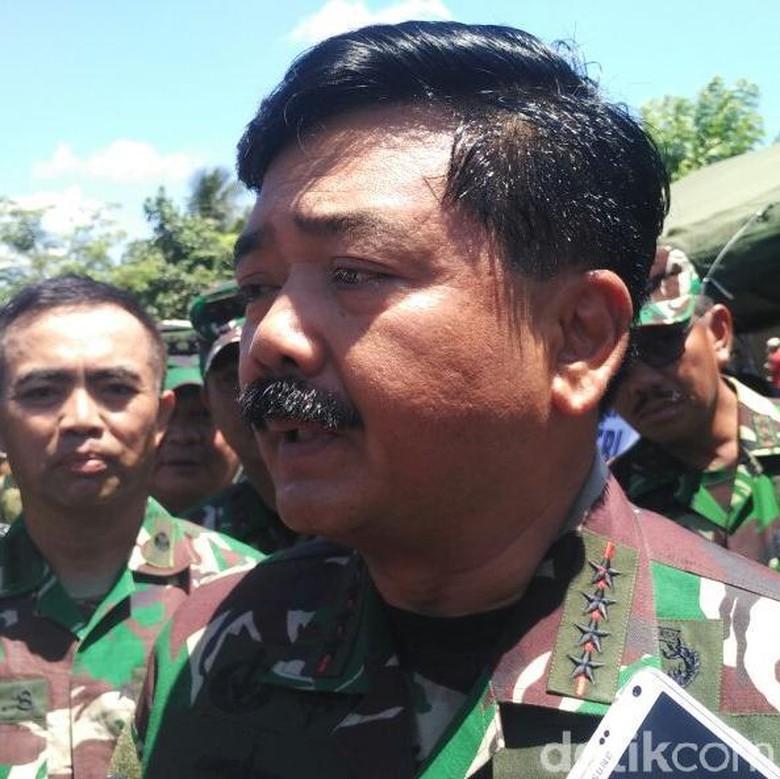 Soal Indonesia Bubar 2030, Panglima TNI: Tujuan Saya Jaga NKRI