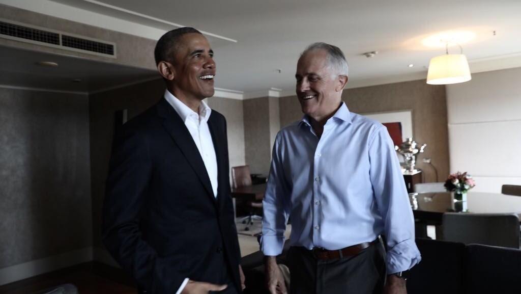 Foto: Obama ke Sydney, Apa Saja Kegiatannya?