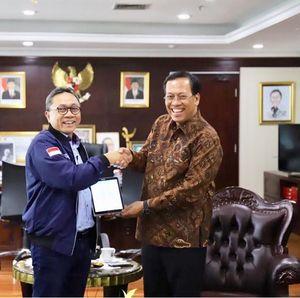 Lapor SPT, Ketua DPR Ajak Pejabat Publik Taat Pajak
