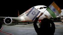 Cetak Sejarah, Air India Terbang ke Israel Lewat Arab Saudi