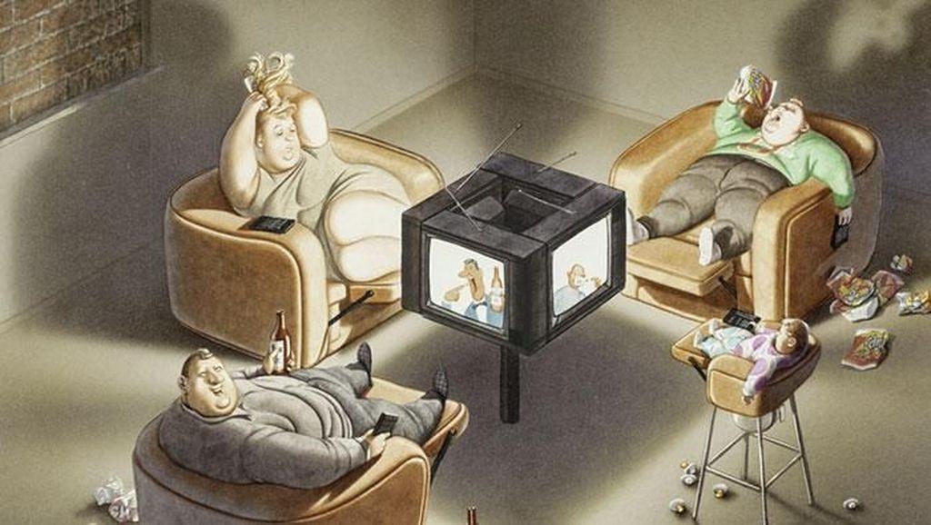 Karikatur Menohok Ini Sindir Kita Semua