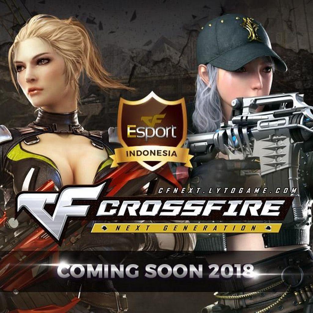 Tutup Crossfire, Lytogame Siapkan Crossfire Nextgen